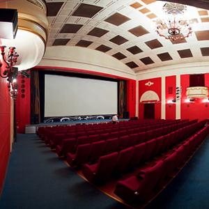 Кинотеатры Кесовой Горы