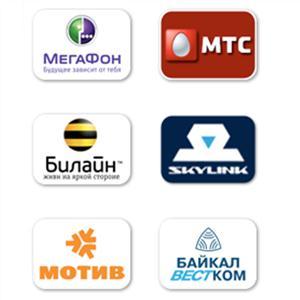 Операторы сотовой связи Кесовой Горы