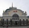 Железнодорожные вокзалы в Кесовой Горе