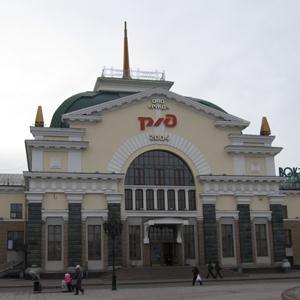 Железнодорожные вокзалы Кесовой Горы